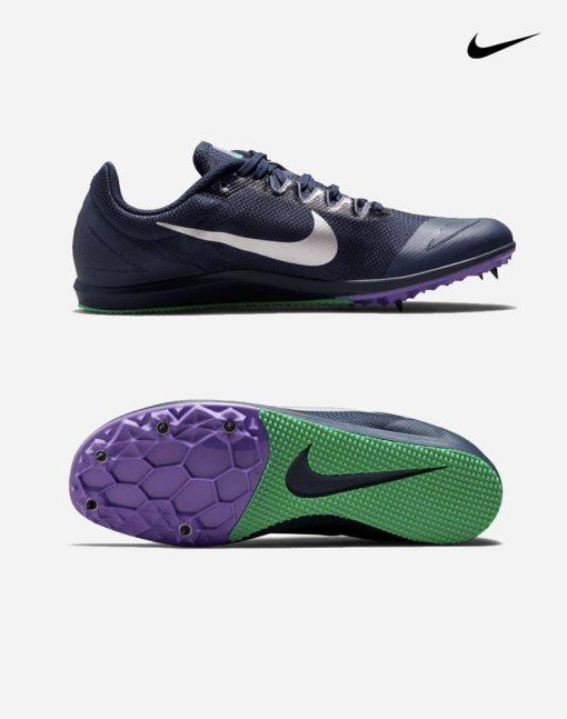 Nike Zoom Rival D10 - Svart - 2022 2