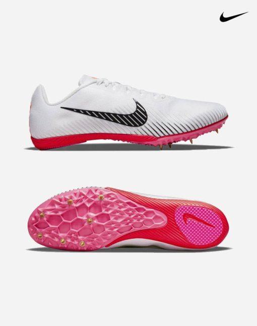 Nike Zoom Rival M9 - Vit - 2022 3